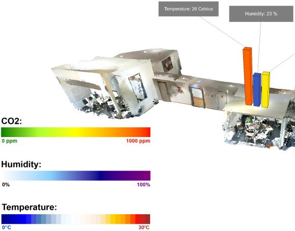 Download - Sensor Data Visualization for Indoor Point Clouds
