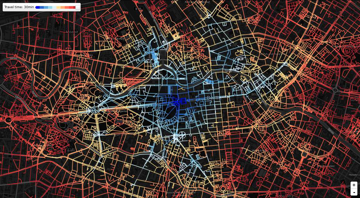 Download - Interactive Web-based Visualization for Accessibility Mapping of Transportation Networks