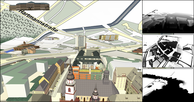 Download - Multi-Perspective 3D Panoramas