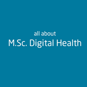 All information about m.sc. digital health at HPI
