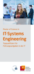 IT-Systems Engineering - Master