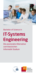 Bachelor of Sciene - IT-Systems Engineering