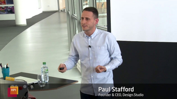 Paul Stafford, Founder & CEO, Design.Studio
