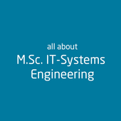 All information about m.sc. it systems engineering at HPI