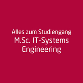 Master of Science IT-Systems Engineering