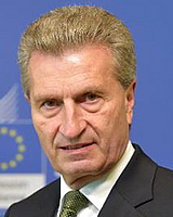 Quotes on the HPI from Günther Oettinger