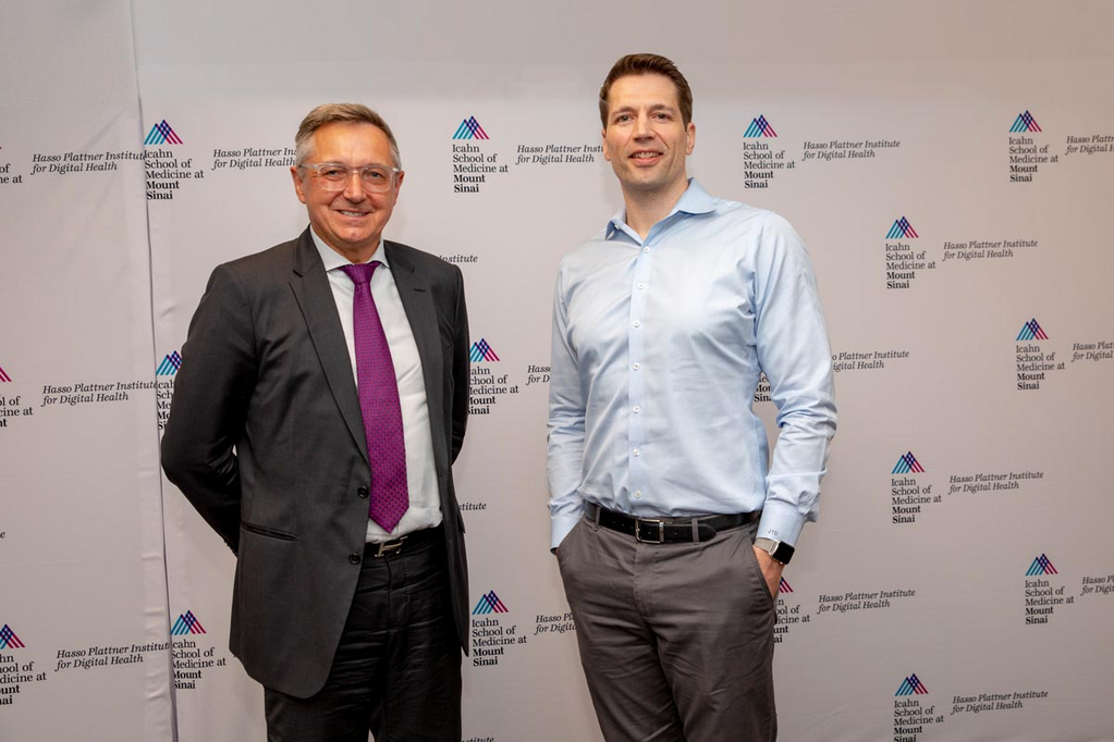 HPI and Mount Sinai Launch New Institute for Digital Health