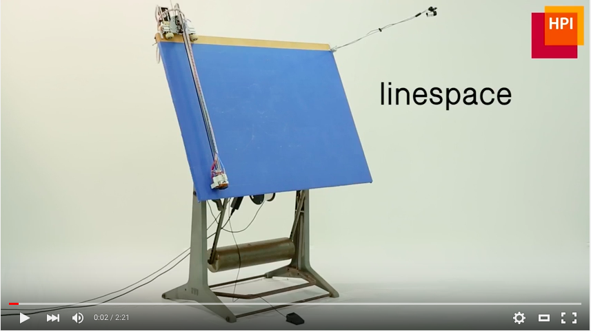 this is a link to the demo video of linespace, click to connect to youtube