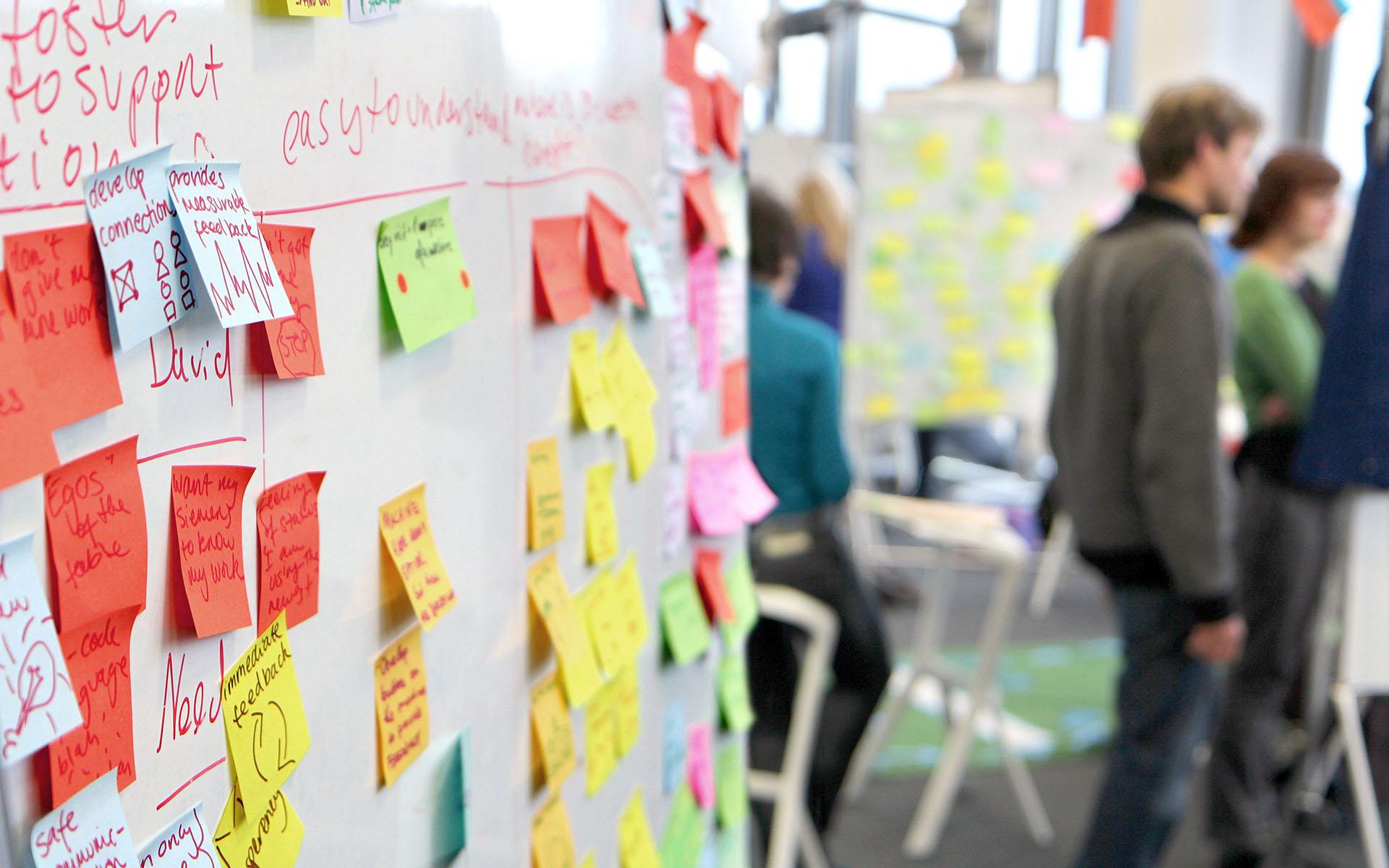 Was urspr nglich als innovationsmethode f r produkte und for Das design des esszimmers