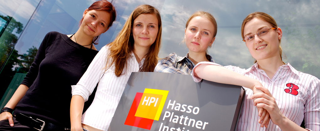 Girls' Day am Hasso-Plattner-Institut