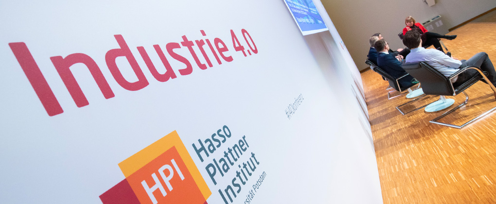 HPI Industrie 4.0 Conference 2019