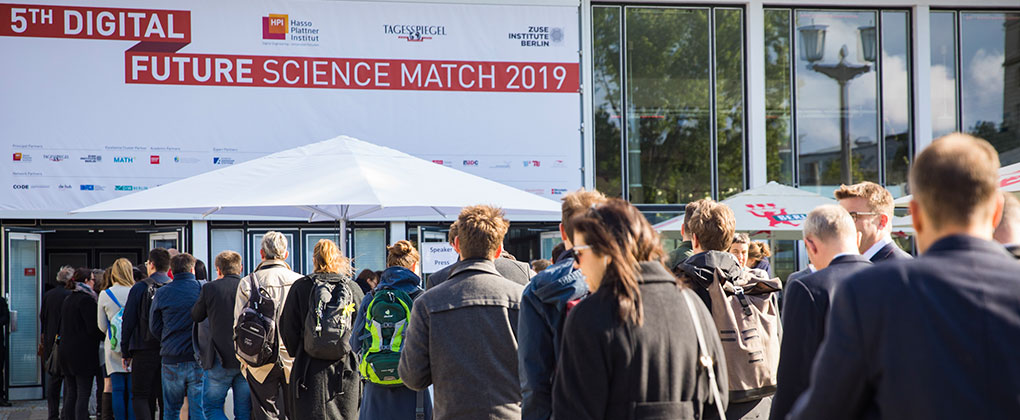 Digital Future Science Match 2019