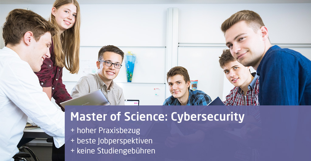 M.Sc. Cybersecurity am HPI